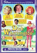 Dick Whittington, Princess Theatre, Torquay (leaflet).