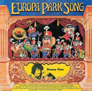 Europa Park Song (single cover).