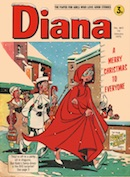 Diana, No. 463 (front cover).