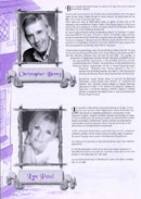 Biography of Lyn Paul from the Dick Whittington programme.