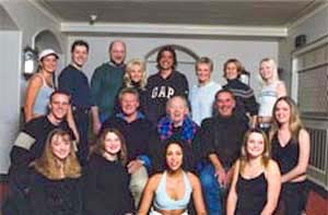 Dick Whittington (cast photo).