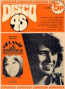 Disco 45, No. 16 (front cover).