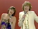Eve Graham and Danny Finn on 'The Video Entertainers'.