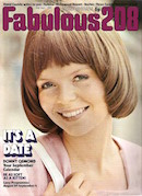 Fabulous 208, 2nd September 1972 (front cover).