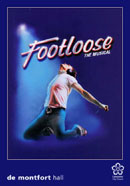 Footloose (programme cover).