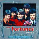 The Very Best of the Fortunes (album cover).