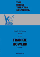 The Frankie Howerd Show (programme cover).