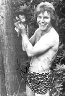 Picture of Freddie Starr from the Starrtime '76 programme.