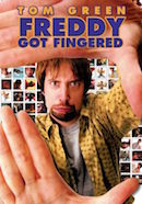 Freddy Got Fingered (DVD cover).
