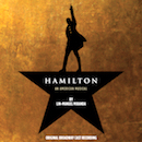 'Hamilton' Original Broadway Cast album.