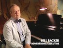 Bill Backer on 'ITV's Best Ever Ads'.