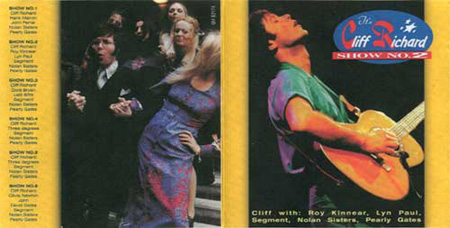 It's Cliff Richard Show No. 2 (CD cover).