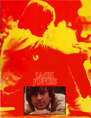 Jack Jones 1975 UK tour (programme cover).