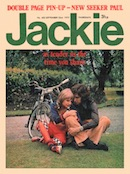 Jackie, No. 455 (front cover).
