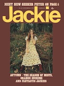Jackie, No. 461 (front cover).