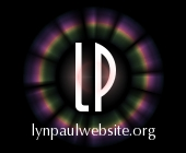 Lyn Paul website logo.