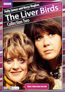 The Liver Birds, Collection Two (DVD cover).