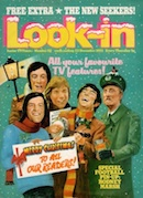 Look-In, No. 62, 23rd December 1972.