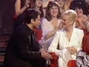 Donny Osmond interviewing Lyn Paul on '70s Mania'.