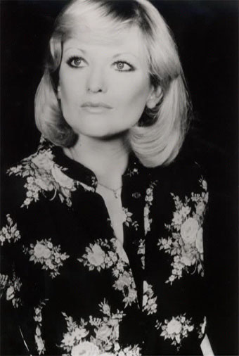 Lyn Paul in 1977.