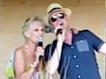 Lyn Paul and Richie singing 'Beg, Steal Or Borrow'.