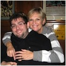 Lyn Paul and her son, Ryan.
