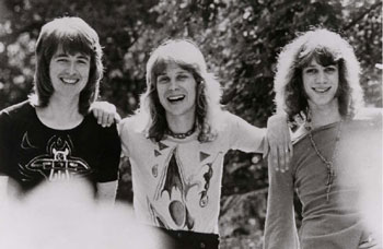 Marty, Paul and Danny.
