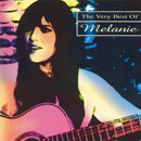 The Very Best Of Melanie (CD cover).