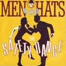 Safety Dance (single cover).