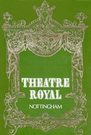 Mike Yarwood In Person: Theatre Royal Nottingham programme (front cover).