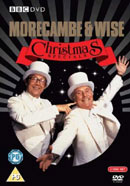 Morecambe and Wise Christmas Specials (DVD cover).