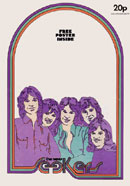 New Seekers' 1973 tour (programme cover).