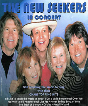 New Seekers (2006 tour flyer).