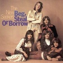 Beg, Steal Or Borrow (LP cover).
