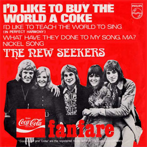 I'd Like To Buy The World A Coke (EP cover).