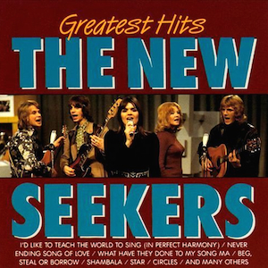 New Seekers, Greatest Hits (CD cover).