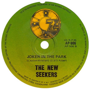 Joker In The Park (B-side).