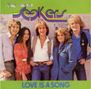 Love Is A Song (single cover).