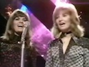 Eve Graham and Lyn Paul on 'Top Of The Pops'.
