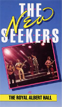 The New Seekers at the Royal Albert Hall (video cover).