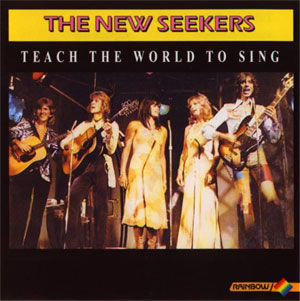 Teach the World to Sing (CD cover).