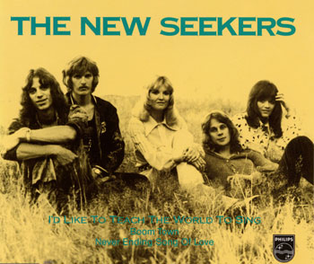 The New Seekers (CD cover).