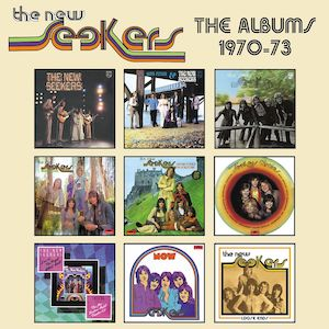 The Albums 1970-1973 (Boxed set cover).