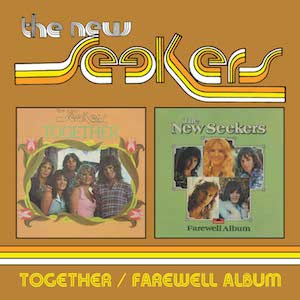'Together / Farewell Album' (CD cover).