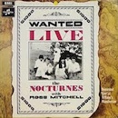 The Nocturnes, Wanted Live (LP cover).