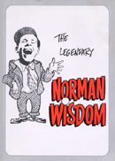 Norman Wisdom 1990 UK tour (programme cover).