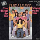 Prima Donna, Love Enough For Two (single cover).