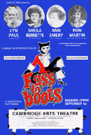 Puss In Boots (theatre leaflet).