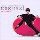 Rare Mod, Volume 2 (CD cover).
