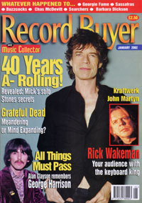 Record Buyer (January 2002).